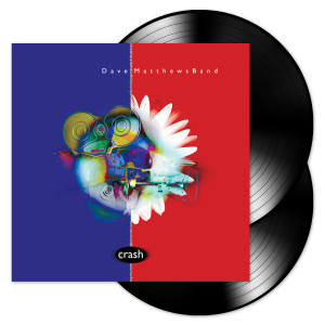 In pre-order Crash in vinile ed il Live Trax 38