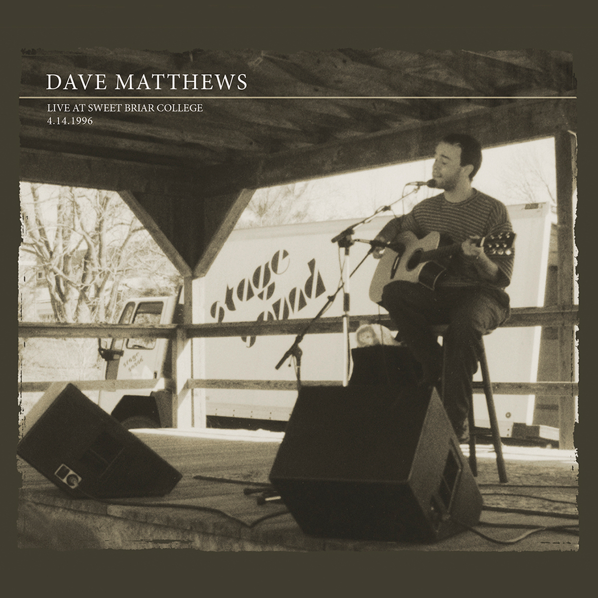 Dave Matthews – Live At Sweet Briar College